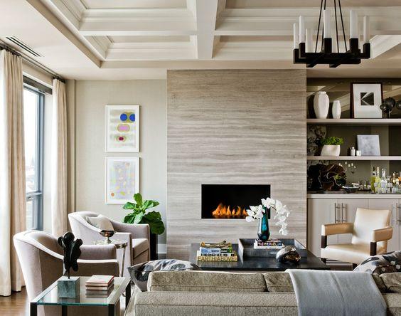 Leslie Ota living room